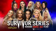 SS 2020 Women's Survivor Series Elimination Match