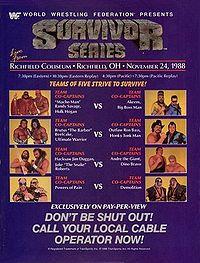 Survivor Series 1988