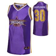 WrestleMania 30 Basketball Jersey