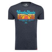 WrestleMania 36 Sunrise Sportiqe T-Shirt