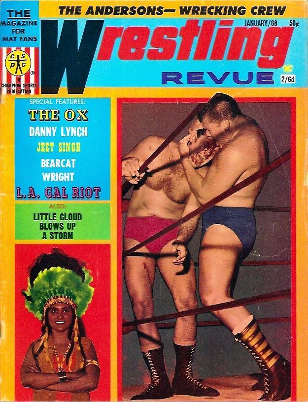 Wrestling Revue - January 1968