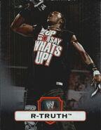 2010 WWE Platinum Trading Cards R-Truth 88