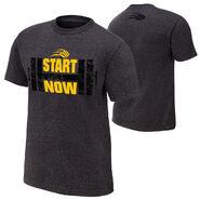 CENA Training Start Now T-Shirt