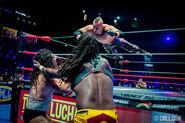 CMLL Super Viernes (August 30, 2019) 35