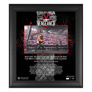 MSK NXT TakeOver Vengeance Day 15x17 Commemorative Plaque