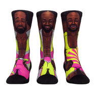 New Day Trio Rock 'Em Socks