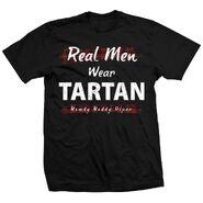 Roddy Piper Tartan T-Shirt