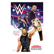 WWE Volume 1 Redesign, Rebuild, Reclaim Comic Book