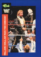 1991 WWF Superstars Cards Ted Dibiase 132