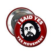 Daniel Bryan YES Movement Button