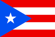 Flag of Puerto Rico svg