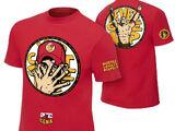 "John Cena ""U Can't C Me"" Red T-Shirt"