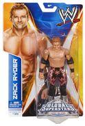 WWE Series 40 Zack Ryder