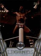 2018 Legends of WWE (Topps) Booker T 7