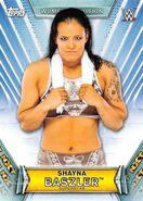 2019 WWE Women's Division (Topps) Shayna Baszler 46