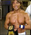 Cruiserweight Championship - Funaki