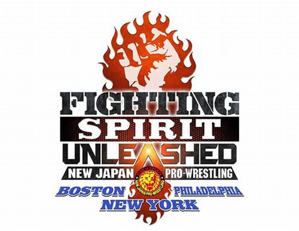 NJPW Fighting Spirit Unleashed Boston