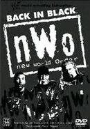 NWo – Back In Black DVD cover