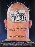 Royal Rumble 1998 Poster