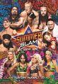SummerSlam 2017 poster