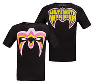 Ultimate Warrior Parts Unknown Under Armour Compression T-Shirt
