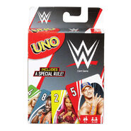 WWE Superstars UNO Card Game