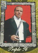 2002 WWF All Access (Fleer) Triple H 92