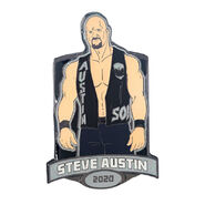 Stone Cold Steve Austin Limited Edition Portrait Pin