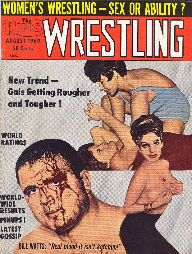 The Ring Wrestling - August 1969