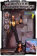 WWE Deluxe Aggression 8 Undertaker