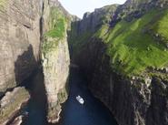 Cliffs of Norway