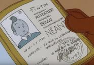 Screenshot 2020-06-26 Les Aventures De Tintin - Episode 9 - Le Secret De La Licorne - YouTube