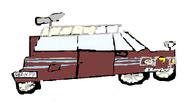 Kaiden's car