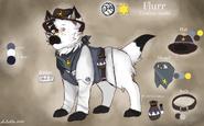 Flurr cowboy outfit