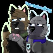 Kieran and Eyra