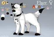 Flurr character sheet