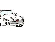 Gray's car