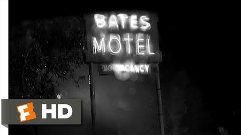 Psycho (1 12) Movie CLIP - The Bates Motel (1960) HD