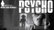 LEGO Psycho shower scene