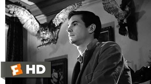 A Boy's Best Friend - Psycho (2 12) Movie CLIP (1960) HD