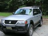 Jesse Ridgway's Mitsubishi
