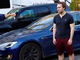 Psycho Dad Steals Tesla