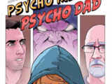 Psycho Kid vs. Psycho Dad (Graphic Novel)
