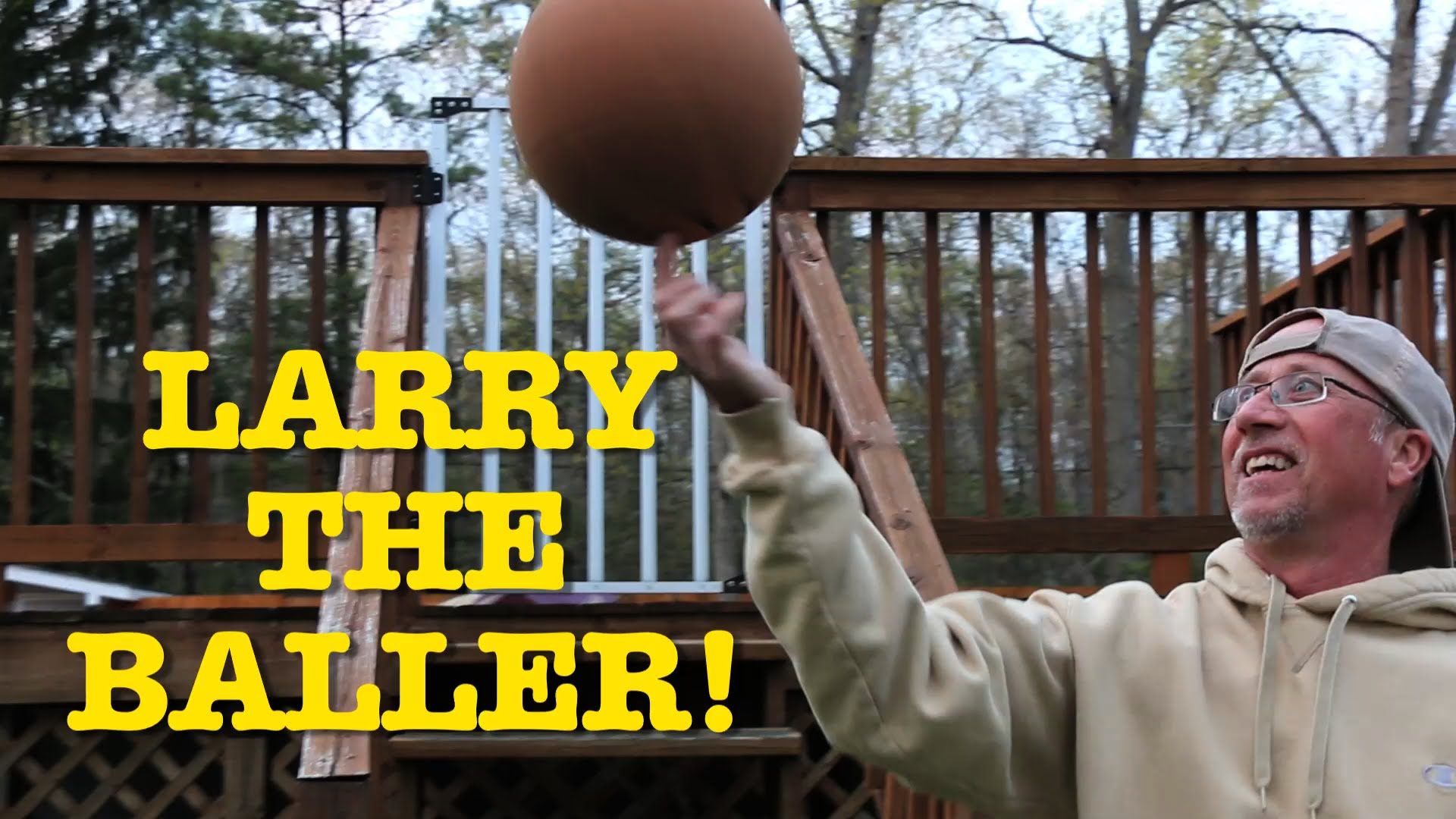 BASKETBALL AT UNCLE LARRY'S!
