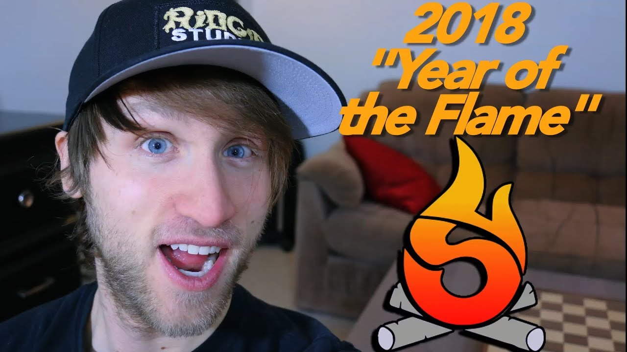 "2018: ""The Year of the Flame"""