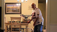 ANGRY GRANDPA DESTROYS DRONE!