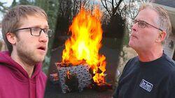 Psycho Dad Torches Christmas Presents.jpg
