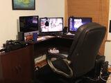 Jesse Ridgway's Gaming Setup