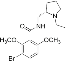 Remoxipride chemical structure