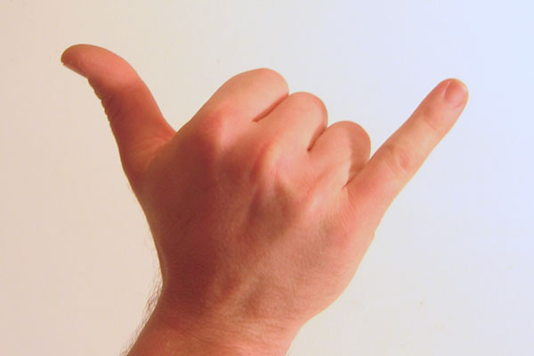 Gesture raised fist with thumb and pinky lifted.jpg